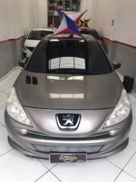 Peugeot passion 207 2013 ¥ com 1.000 reais de entrada. boulevard automóveis