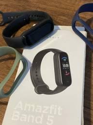 Relógio smartband Amazfit band 5