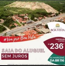 Título do anúncio: Lotes com infraestrutura completo e pertinho de Fortaleza