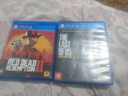 Jogo Red dead Redemption 2 - The Last of Us