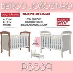 Berço infantil Joãozinho