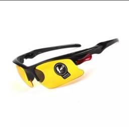 óculos esportivo visão noturna