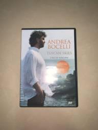 DVD Andrea Bocelli RARO!