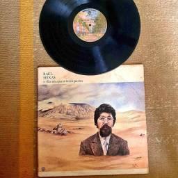 LP Raul Seixas - O Dia em que a Terra Parou