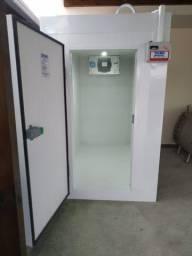 Câmara fria - Pagamento Facilitado