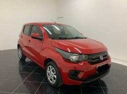 Fiat Mobi 2019 vermelho