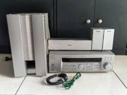 Home Theater Sony STR-DE485 com Receiver
