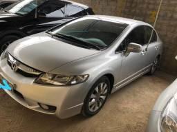 Honda civic 2011 1.8 Completo