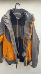 Jaqueta masculina Columbia Titanium para neve tamanho XL (gg) <br>