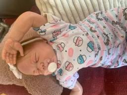 Bebê Reborn macro baby