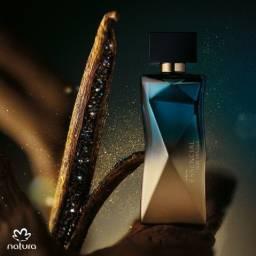 R$120 Perfume natura essencial old vanilla feminino