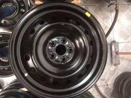 Roda original Toyota Corolla aro 16 ferro