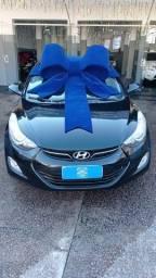 Hyundai elantra GLS 1.8 2012 Gasolina Completo