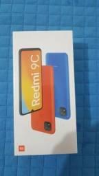 Vendo 2 redmi 9c da xiaomi novo lacrado na caixa por 2400 os dois aparelhos