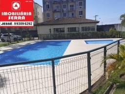 JES 004. Vendo apartamento mobiliado, 63M², 3 quartos. na Serra