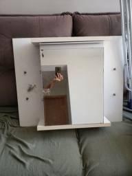 Armário de parede para banheiro