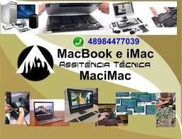 Macbook e MacOs consertos e reparos.