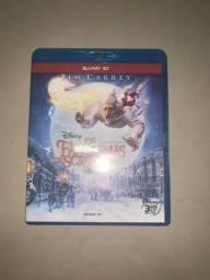 DVD Blu-ray 3D Os Fantasmas de Scrooge