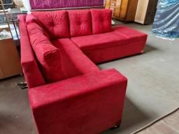 Promoção de sofá no Isadora moveis