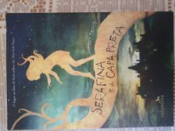 Livro Serafina e a Capa Preta