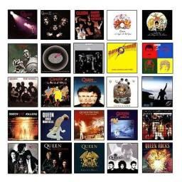 Queen - Discografia completa + raridades