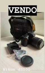 Camera Semiprofissional Nikon D3100