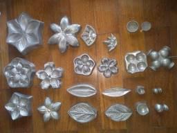Formas de metal