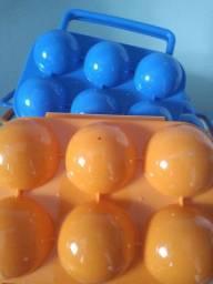 Porta ovos para trilheiro