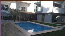Negra Casa 420M2 4Suites Condomínio Mediterrâneo Ponta