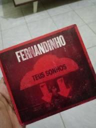CD FERNANDINHO - TEUS SONHOS