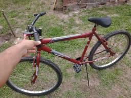 Vendo bike novinha! Toop preço maravilhoso aproveite!