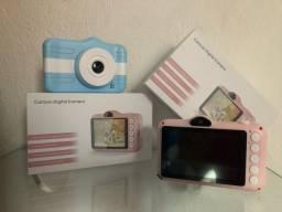 Câmera digital infantil