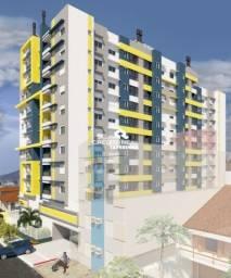 Apartamento à venda com 1 dormitórios em Bonfim, Santa maria cod:100801