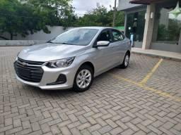GM - CHEVROLET ONIX Chevrolet ONIX SEDAN Plus LT 1.0 12V TB Flex Aut. - Prata - 2021