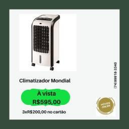 Climatizador mondial 220V