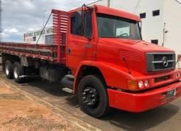 Caminhão MB 1620 2009 Carroceria
