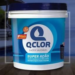 Balde 5Kg Orgânico Quimil<br><br>Dicloro