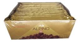 Chocolate Alpino Tablete 90 Gramas - Atacado Com 14 Unidades