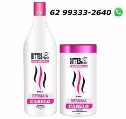 Kit Desmaia Cabelo Bittes Hair