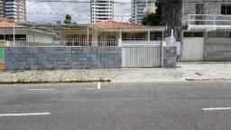 Casa Manaira 4quartos, 2Sts, salas, coz, 2frentes, av. Monteiro Franca 1165 e João Cânci