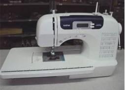Máquina Brother cs6000i computadorizada