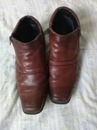 Sapato social de coro