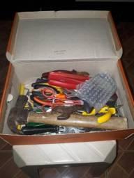 Coleção 64 ferramentas variadas