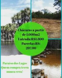 CHÁCARAS Paraiso dos Lagos - na AM010
