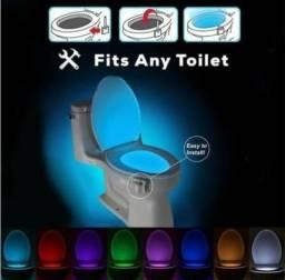 Luz De Led Rgb Para Privada Vaso Sanitário