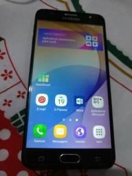 Galaxy j7 prime 32gb - um chip - leitor digital funcionando ok