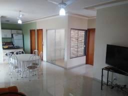 Casa 3 dormitórios, excelente acabamento, jardim de inverno, ac financiam net, tres lagoas