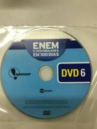 CD Enem e Vestibular em 100 dias