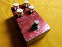 Mojo Hand Fx Iron Bell Fuzz - David Gilmour (clone) Big Muff