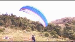 Paraglider parapente